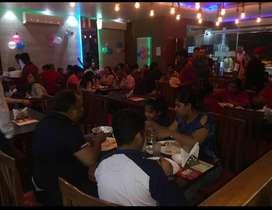 Running Restaurant in sector 18 noida
