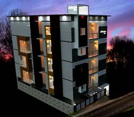 New Flats for sale 2BHK & 3BHK @ Pondy Rainbow nagar