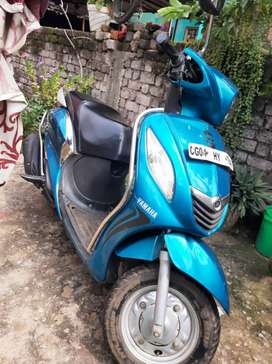 2015 August  last model hai fully fresh condition  hai