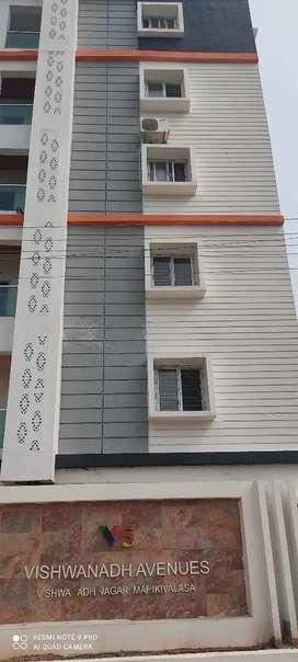 2&3 bed room flats for sale @sheelanagar