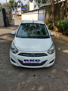 Hyundai I10 Sportz 1.2 Automatic, 2012, Petrol