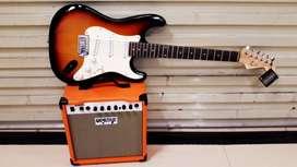 Gitar listrik electrik elektrik termurah olx