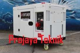 Lampung Baru Genset Solar Fortuner Ftd 12900s3 Phase 10kva Garansi