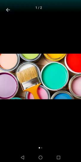 Need exp person for paint factory