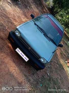 Maruti Suzuki 800 2008 Petrol Well Maintained