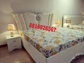 Double bed side table extra price