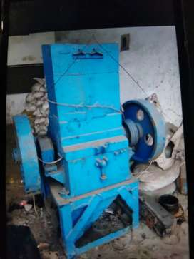 Chappal crusher machine