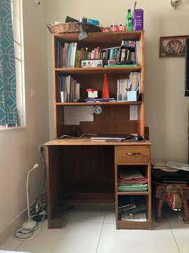 Teak wood studytable perfect condition