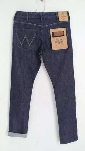 Jeans Wrangler vegas broken twill original