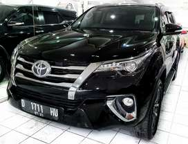 Fortuner 2.4 VRZ AT 2016 Diesel Km 18rb Istimewa Sangat Terawat !