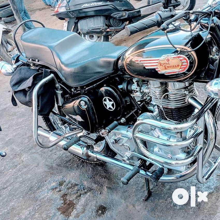 Vintage Standard Bullet 350CC. MEJ 6095 0
