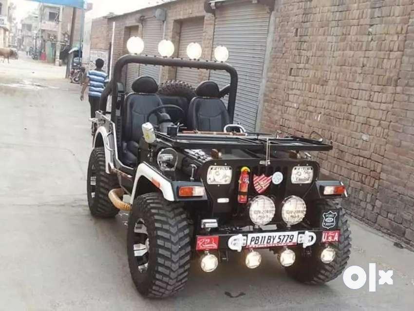Mahindera jeep style 0