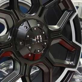 velg type BATTALION 5260 HSR Ring20 Lebar.8,5 Hole.5X114,3-5X127 ET.40