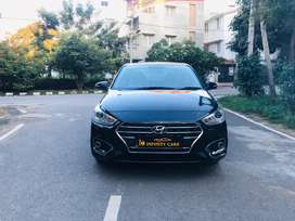 Hyundai Fluidic Verna 1.6 VTVT S(O), 2017, Petrol
