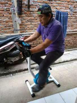 Sepeda statis belt fitnes 8215 total baruu