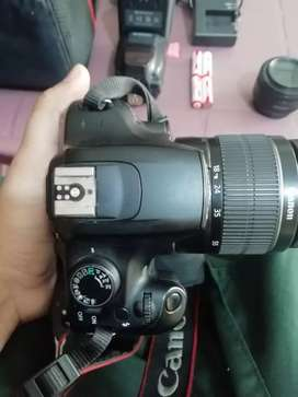 Canon D1200 Camera With Lenses