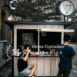 Booth Container CAFE |Booth KEBAB | Booth THAITEA| Booth Martabak *3