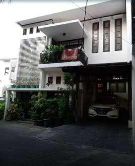 Rumah cluster Kayu Putih 10x14m 3lantai, dkt Rawamangun,Pulomas