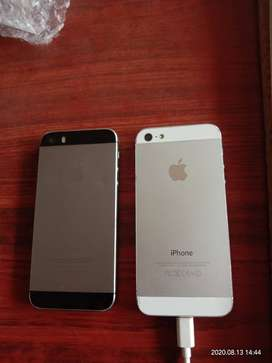 apple iphone 5 (2 pieces)