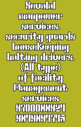Security guards housekeeping driveres