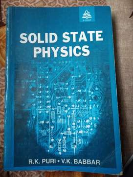 Sold State Physics