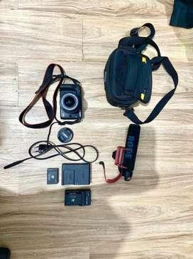 bismillh jual camera mirrorless canon eos m3 black fullset murah bonus