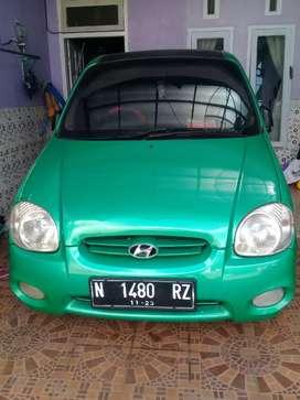 Hyundai Atoz 2001 GLS manual