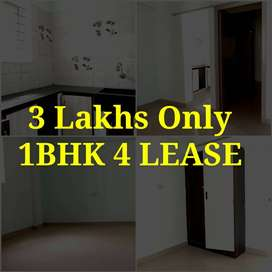 3 lakhs Only 1BHK for LEASE Semi Furnished property Bommanahalli