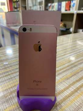 iPhone SE(16GB) Rose Gold..Fixxx price