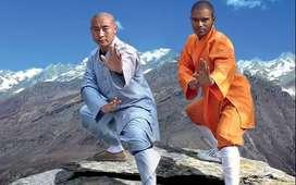 Shaolin Kung-fu Indian Wing Chun Master Prabhakar Reddy