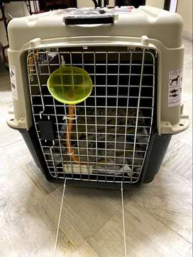 Dog cage IATA approved