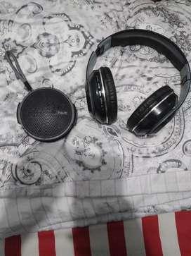 Dijual havit speaker bluetooth + havit headset bluetooth