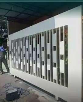 Bengkel las listrik pembuatan pagar murah