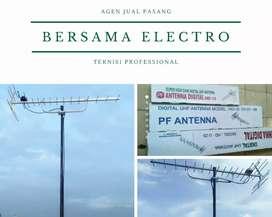 Agen tempat pemasangan signal antena tv terbaik