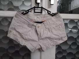 Hotpants Celana Pendek Cewek Size 30 Impor Murah Kyk Baru