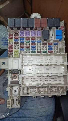 Honda city iv tech fusebox in good condition