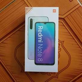 Redmi Note 8 New 4/64 Garansi Resmi