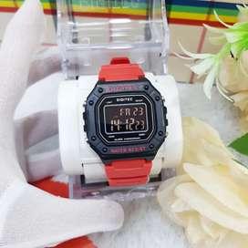 Jam Tangan Pria Digitec DG3087T original