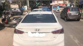 Hyundai Verna 2017 Diesel Well Maintained