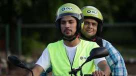Ola Bike taxi Kolkta
