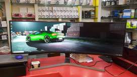 Samsung G9 Series 49 inches ultra wide Curved Gaming Monitor