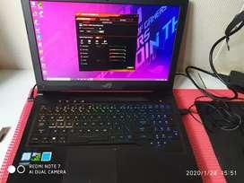 Laptop Gaming ASUS ROG GL503GE Intel i7 8750HQ nVidia GTX1050ti