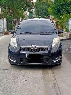Toyota Yaris E Manual Th 2011 Siap Pakai Original dan Sangat Terawat