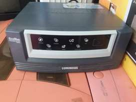 Luminous inverter with sf sonic battery