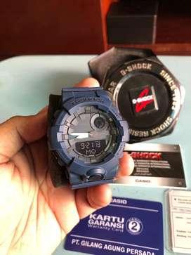 GSHOCK GBA-800-2ADR warna biru dongker BEKAS LIKE NEW!!!