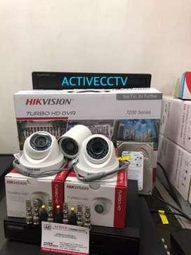 Harga pantastik // Diskon. CCTV 2 Mp konek Di hp.  Sumedang