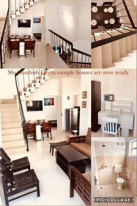Geeta Villa 3bhk Villa 1317sq. ft. Rate 40.90Lacs Ajmer Road Jaipur