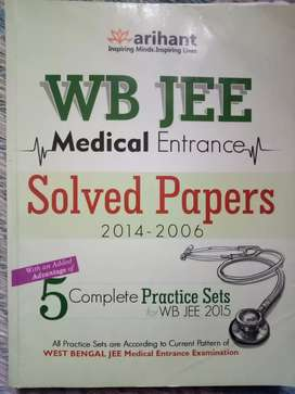 WB JEE Medical Entrance Solved Papers