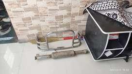 Bullet lag gard and  Punjabi  silencer
