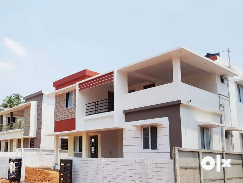 90% Tension free Home Loan-3BHK House for Sale Near Palakkad 0